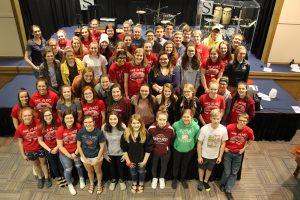 Teen Gospel Choir