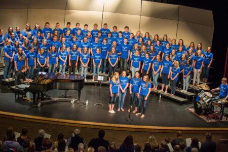 9th Annual Teen Gospel Choir